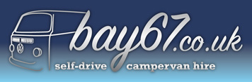 Bay67.co.uk - self drive campervan hire